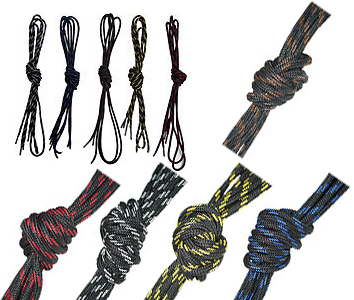 Rock Bootlaces 150cm